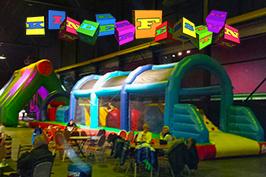 kinderfestijn flevoland
