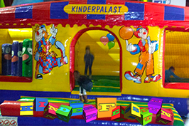 kinderfestijn zuid holland