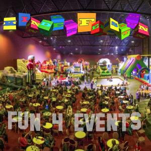 mega indoor kinderfestijn