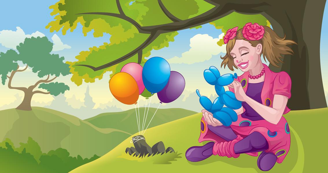 Kinderfeestjes Clown Tilburg
