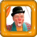 clown Bergen op Zoom