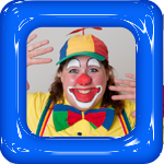Clown hoorn