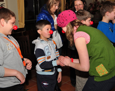 clowns workshop