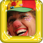 clown assie