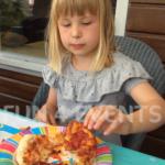 eigen pizza maken kinderfeestje