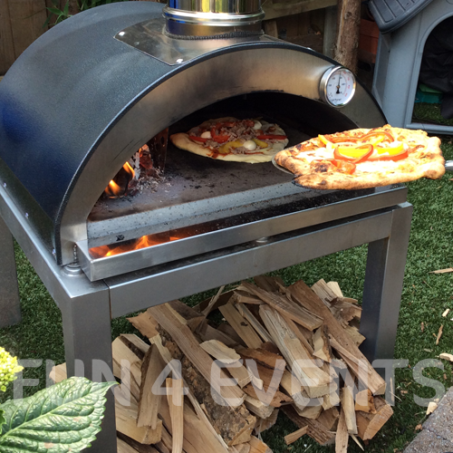 kinderfeestje pizza maken