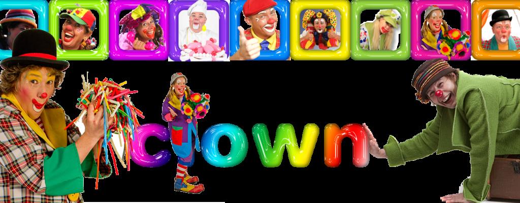 clowns Zuid Holland