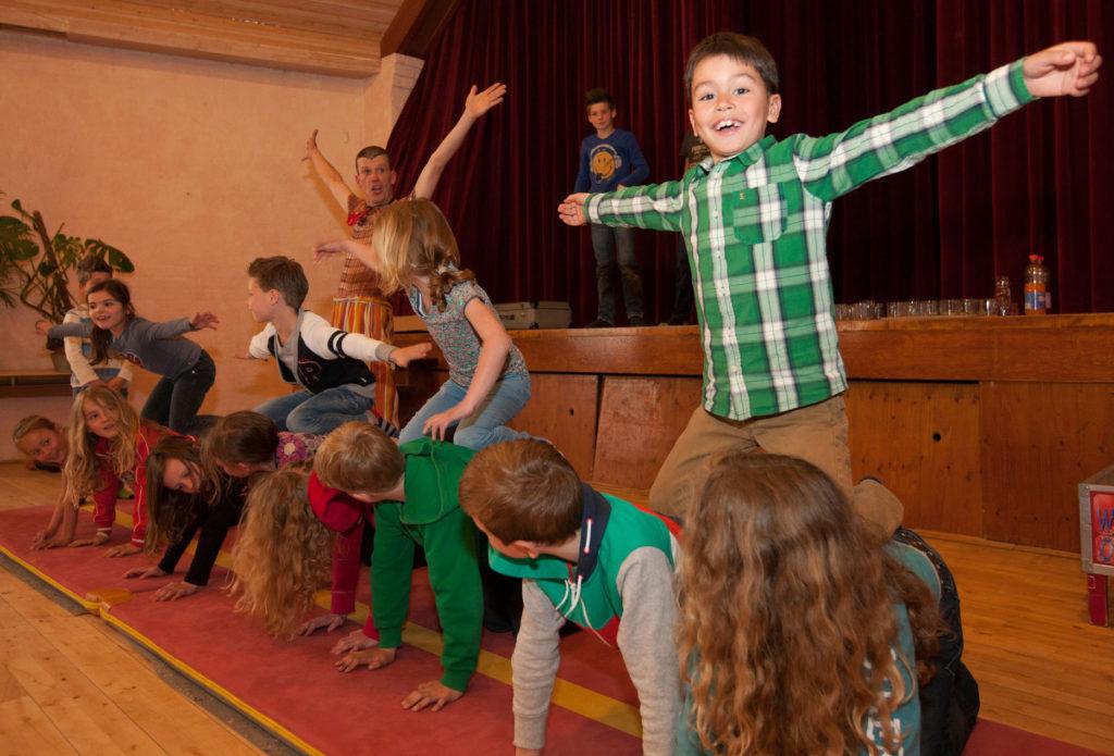 circus gelderland optreden