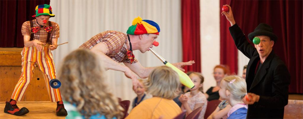 circus optreden Gelderland