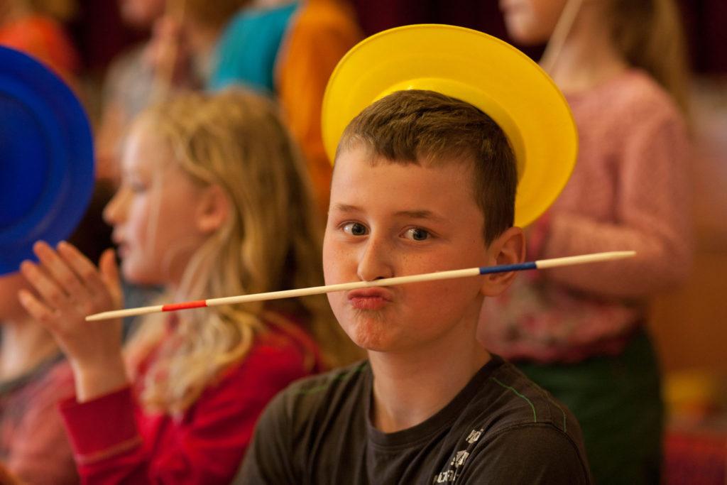 circus workshop gelderland