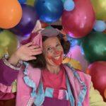 video verjaardag clown