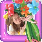 ballonnen meisje bella