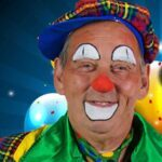 Clown Houten