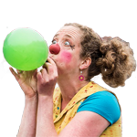 Miepie clown ballonnen